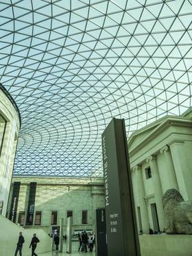 meeting point in British Museum
